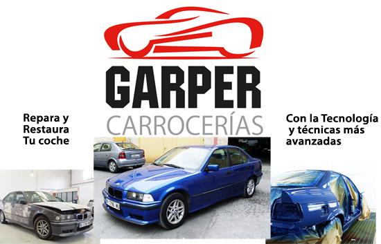 reparar, pintar y restaurar coche en asturias
